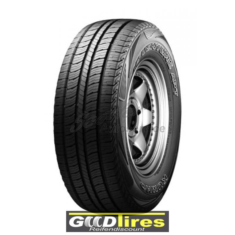 2x-Sommer-Reifen-265-70-R16-117Q-Kumho-Road-Venture-APT-KL51