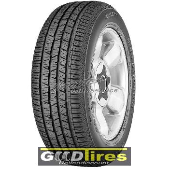 Sommerreifen 245/70 R16 111T Continental CrossContact LX Sport  DOT16 (C,C,75 dB)