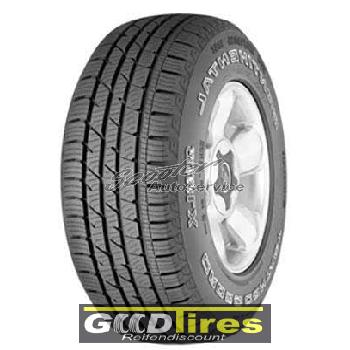 Sommerreifen 245/70 R16 111T Continental CrossContact LX  (E,E,72 dB)