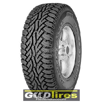 Sommerreifen 245/70 R16 111S Continental CrossContact AT  (F,E,72 dB)
